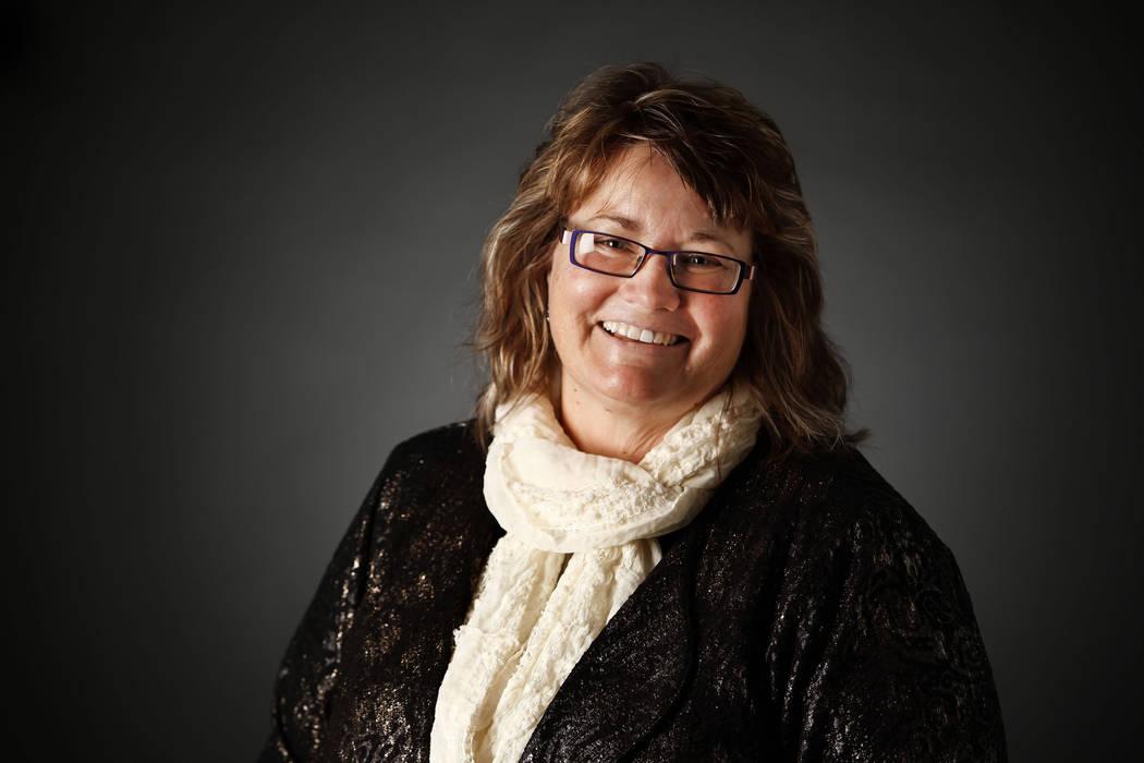 Las Vegas Business Press Editor Lyn Collier