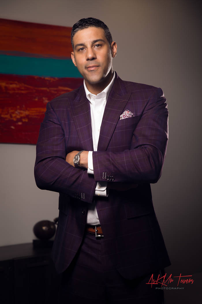 Travis Scribner, managing partner, WestPac Wealth & Wealth Strategy Partners, Las Vegas