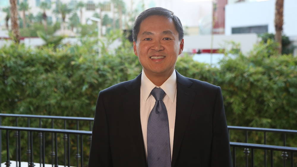 Dr. Eddy Luh, vascular surgeon with Las Vegas Surgical Associates. (Courtesy)