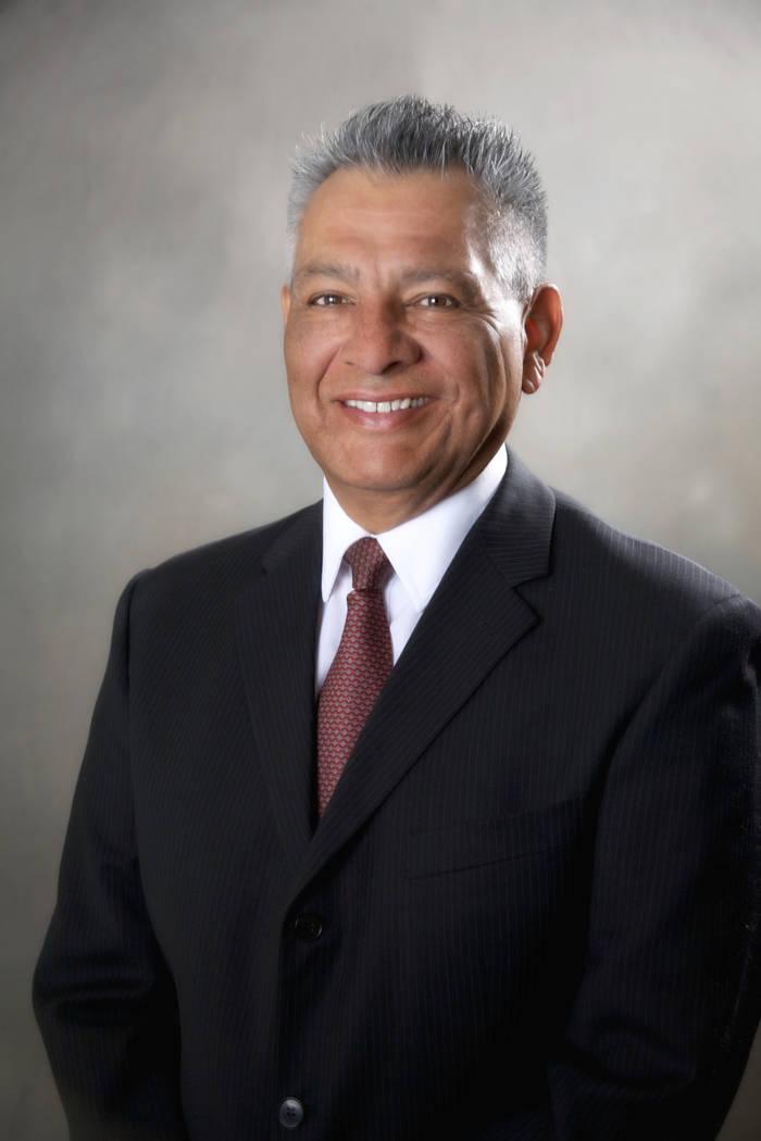 "Jose ""Joe"" Hernandez, Nevada State Contractors board member"