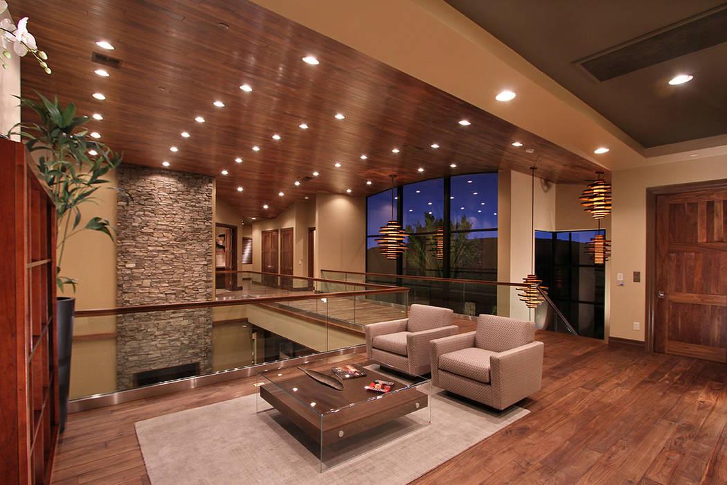731 Dragon Ridge Drive in MacDonald Highlands sold for $7.75M. (Sun West Custom Homes)