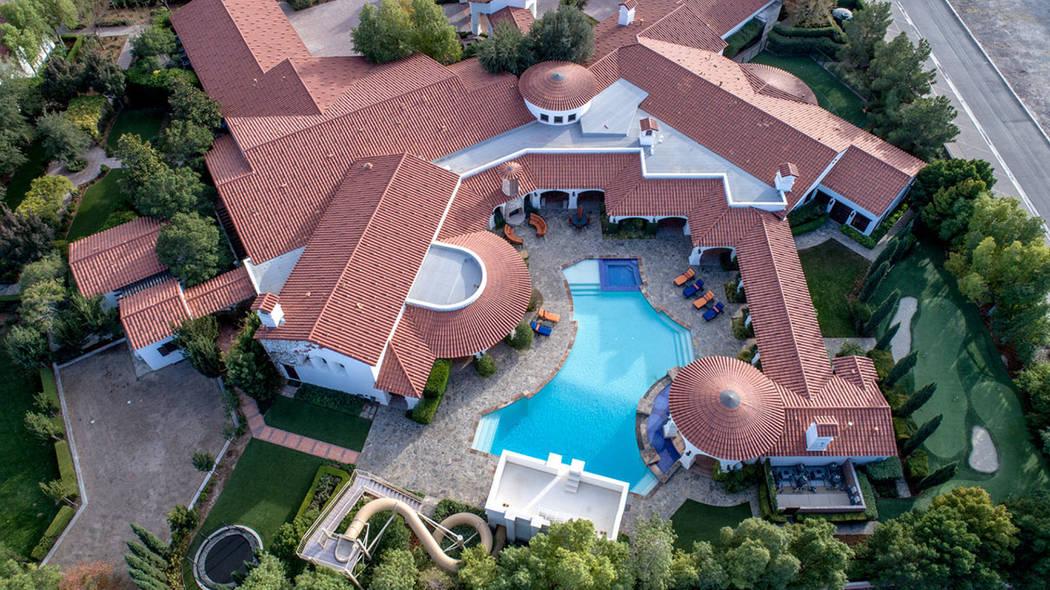 9900 W. Patrick Lane in southwest Las Vegas sold for $8.5M. (Napoli Group)