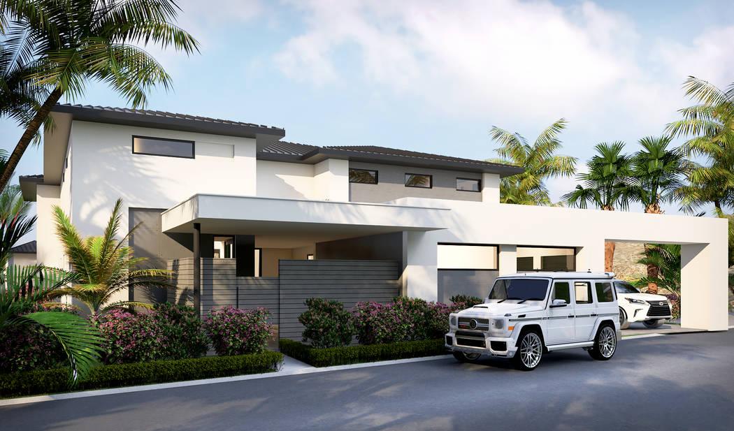5198 Scenic Ridge in Spanish Hills sold for $6.5M. I(van Sher Group)
