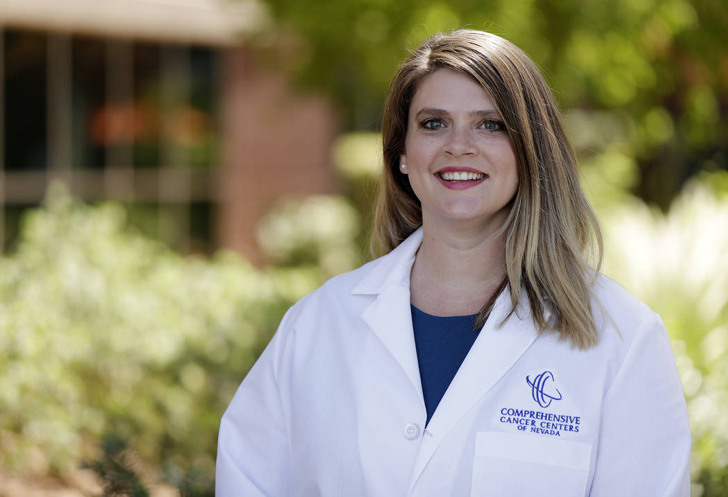 Dr. Rachel Shirley, Comprehensive Cancer Centers