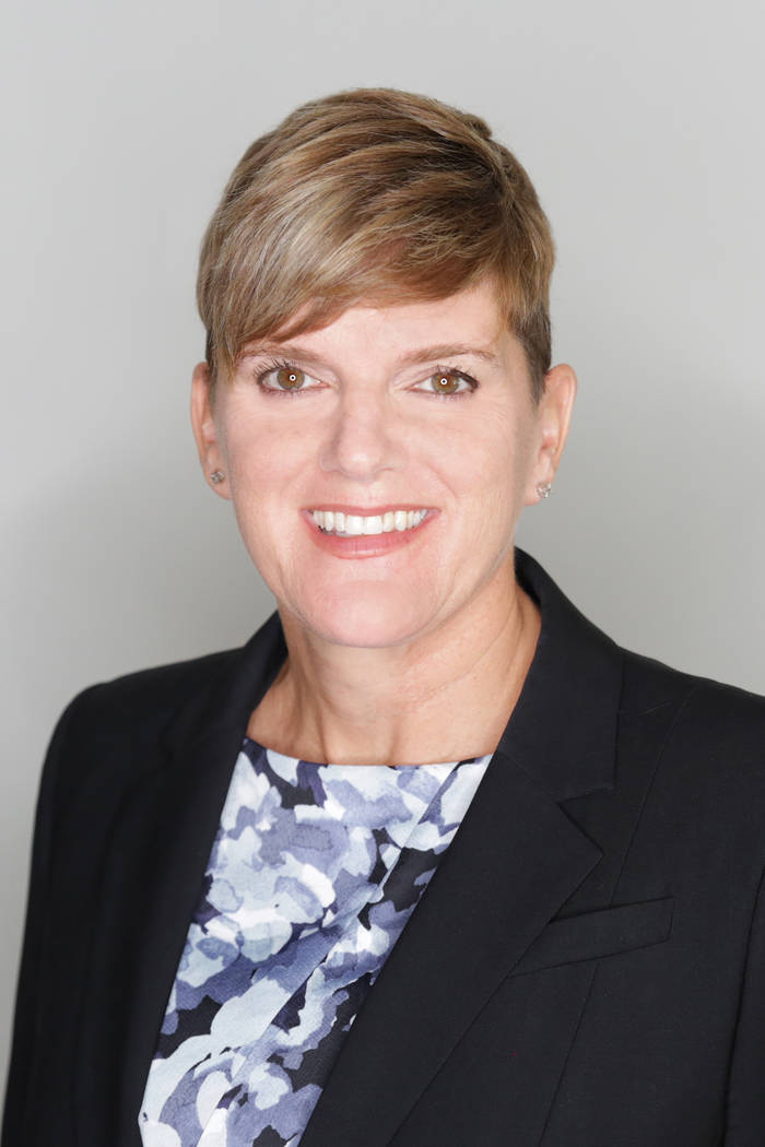 Hannah Brook, Henderson Chamber of Commerce Foundation.