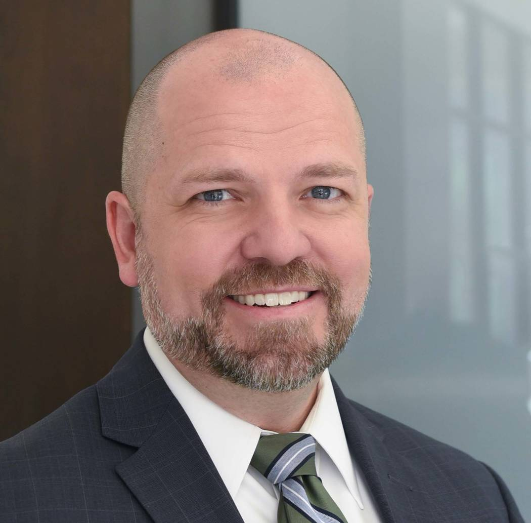 Cameron Clark, president, Nevada Association Services Inc.