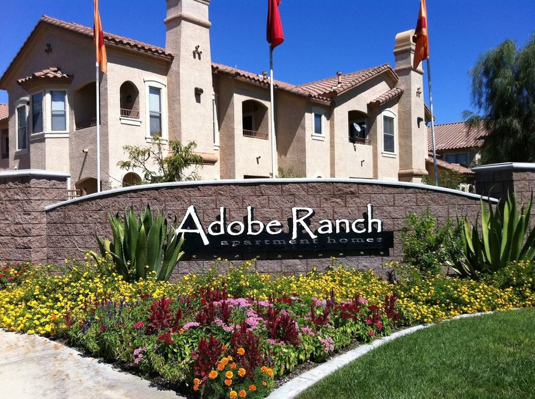 Sunroad Enterprises, a San Diego-based real estate investment and development firm, acquired the 234-unit Adobe Ranch Apartments located in Henderson for an undisclosed price.