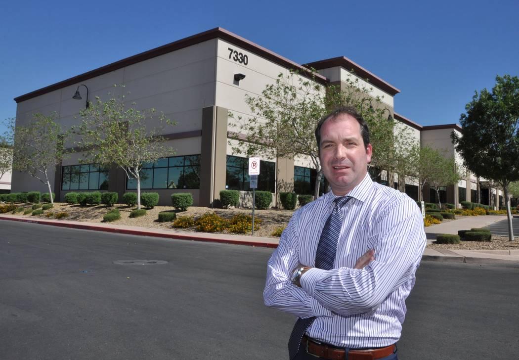 John Ramous, Harsch Investment Properties