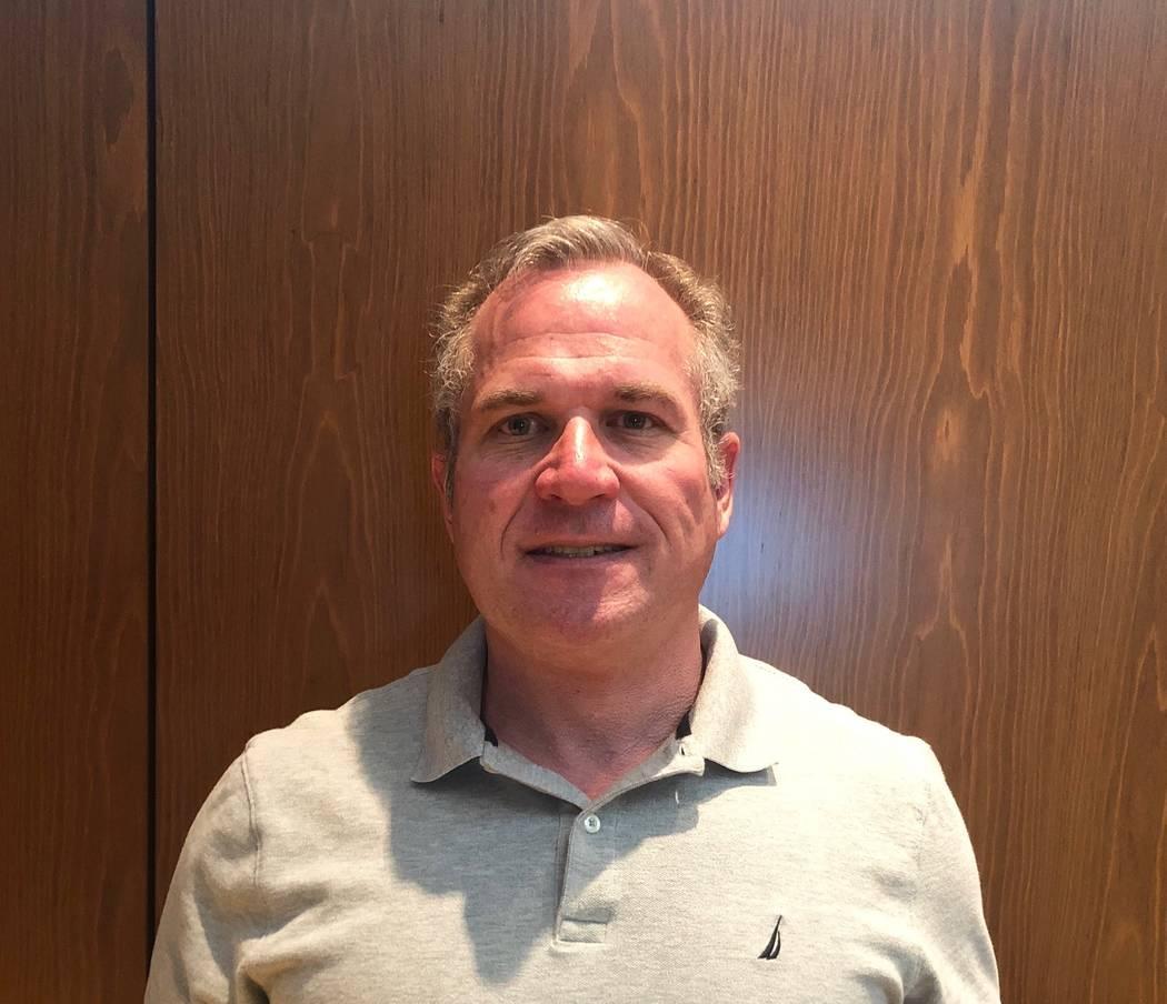 Todd Harper, estimator, Nigro Construction