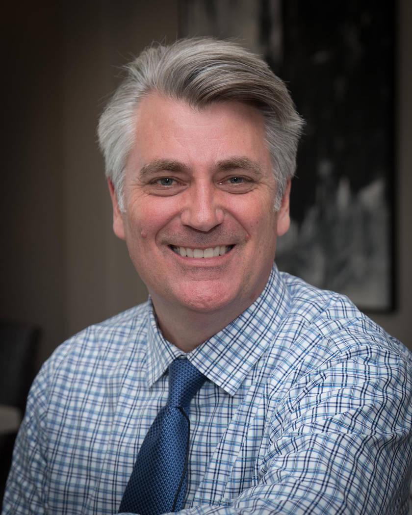 Pat Parker, president of Raintree Investment Corp. (Tonya Harvey Las Vegas Business Press)