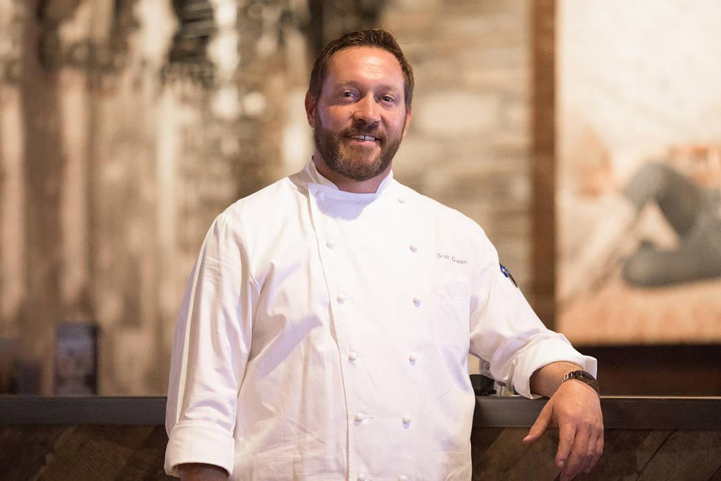 Scott Green, director of culinary operations, Tavern Group, Golden Entertainment