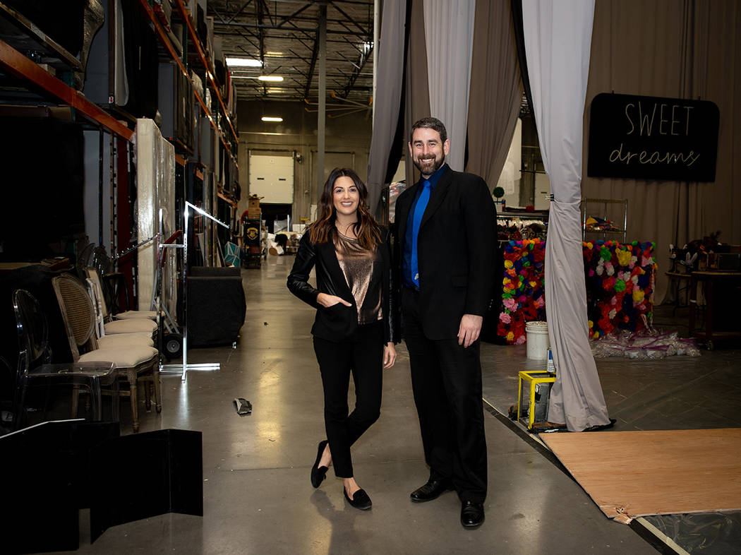 As a destination management and event services company, DBD works with hotel and corporations on events. Over the last two years, owners Joyce Sherman Nelson and James Nelson have taken themselves ...