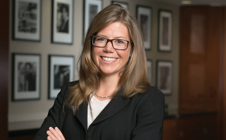 Sarah Mercer, senior policy adviser, Brownstein Hyatt Farber Schreck