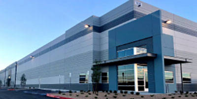 A 26,250-square-foot industrial property in AirParc South at 1520 Executive Airport Drive in Henderson sold for $4,016,250. (Courtesy)