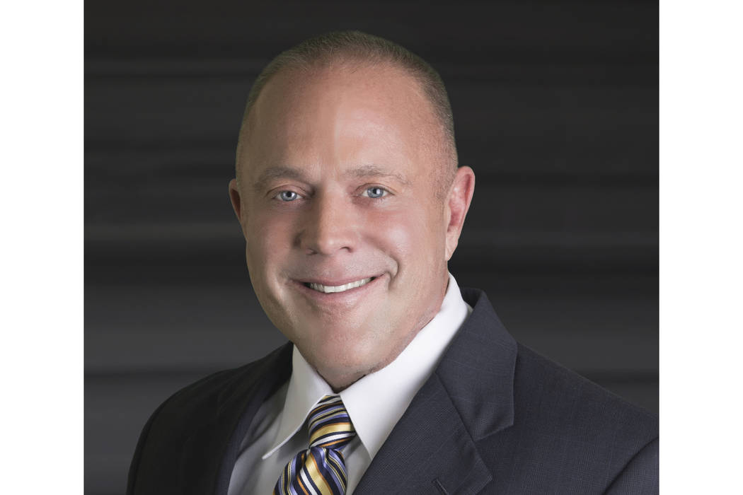 Gordon Miles, president of Berkshire Hathaway HomeServices Nevada Properties