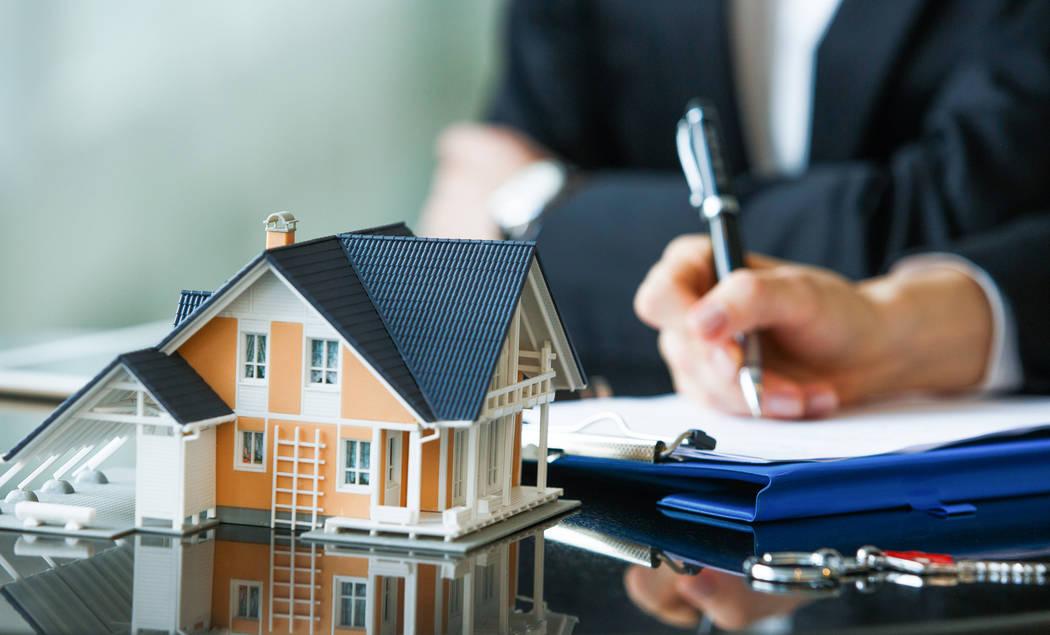Recent report shows Las Vegas housing market has cooled. (Thinkstock)