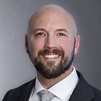 Joshua D. Cools, partner, Evans Fears & Schuttert LLP