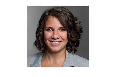 Alexandria L. Layton , associate, Evans Fears & Schuttert LLP