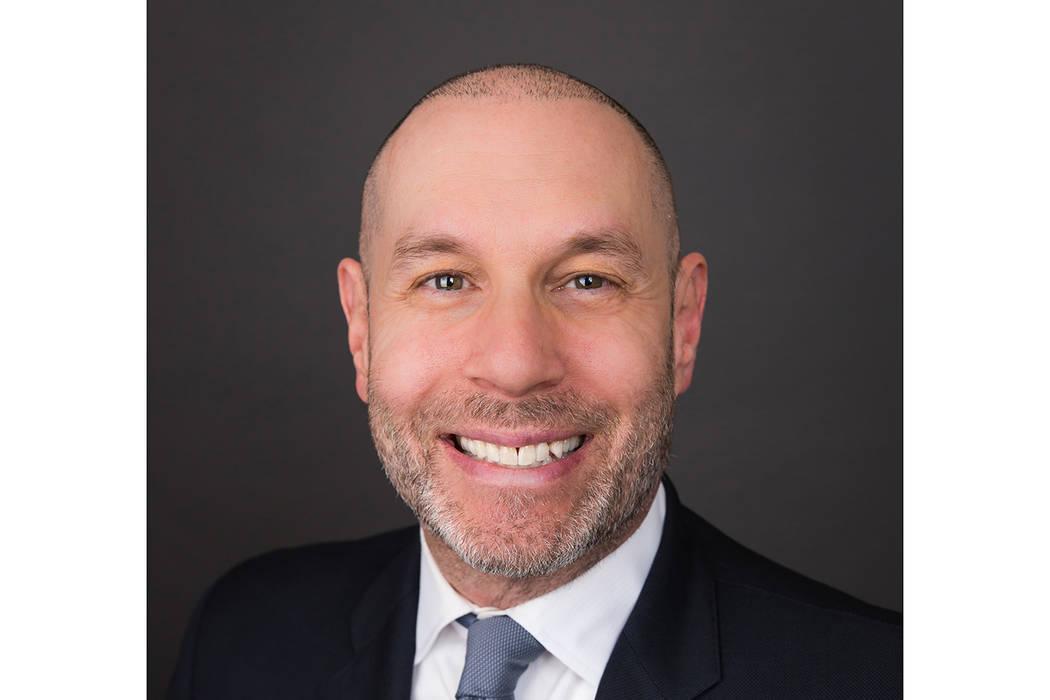 Gian Brosco, president of Nevada Community Foundation