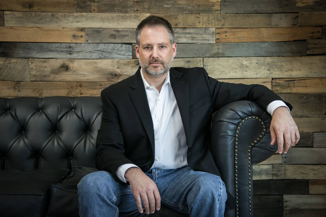 Ben Laifsky, CEO of Hunter Marketing Group