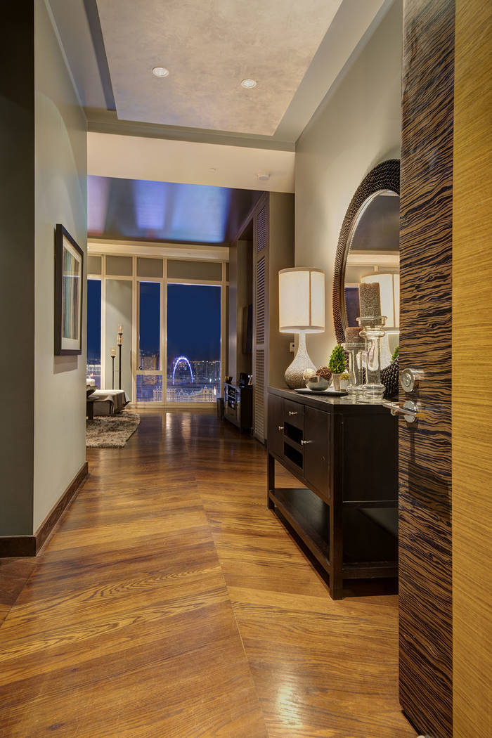 Unit 4504 in Waldorf Astoria sold for $4.6 million. (Acclaim)