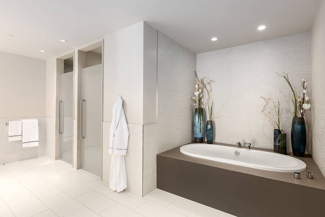 No. 3: This Waldorf Astoria high-rise condo came in at No. 3 for highest-priced penthouses for 2018. It sold for $4.3 million. (Luxury Estates International)