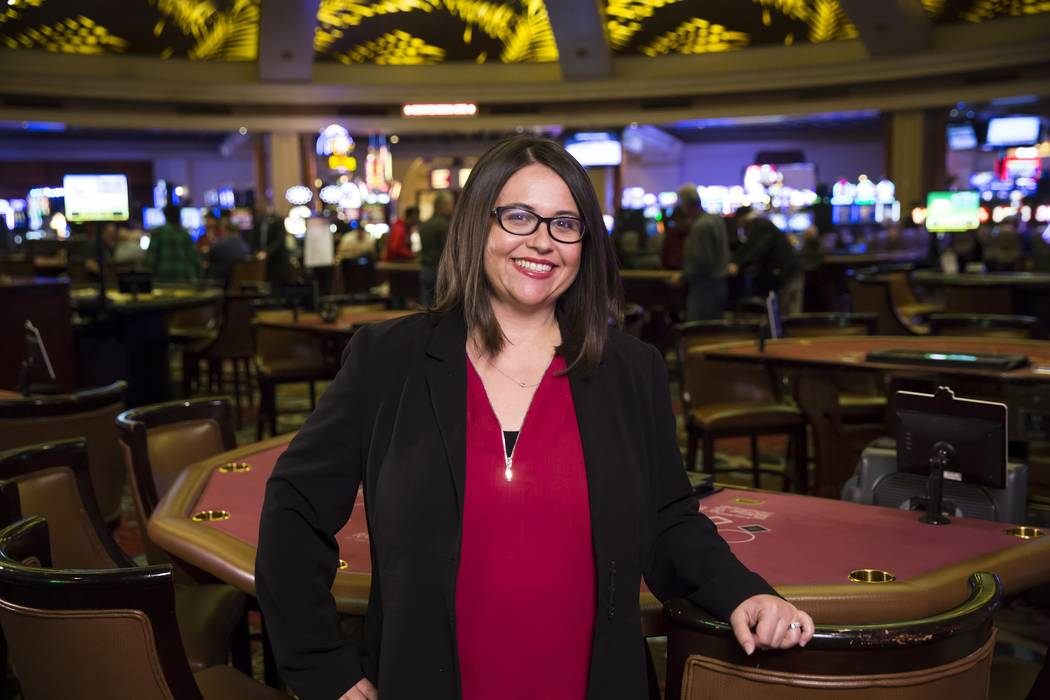 Michelle Bacigalupi, vice president and general manager, JW Marriott and Rampart