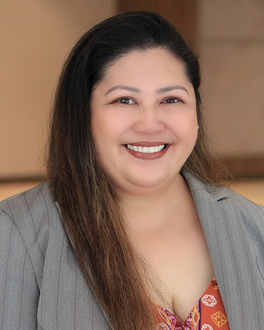 Lyn Ramos, senior account executive, JW Marriott