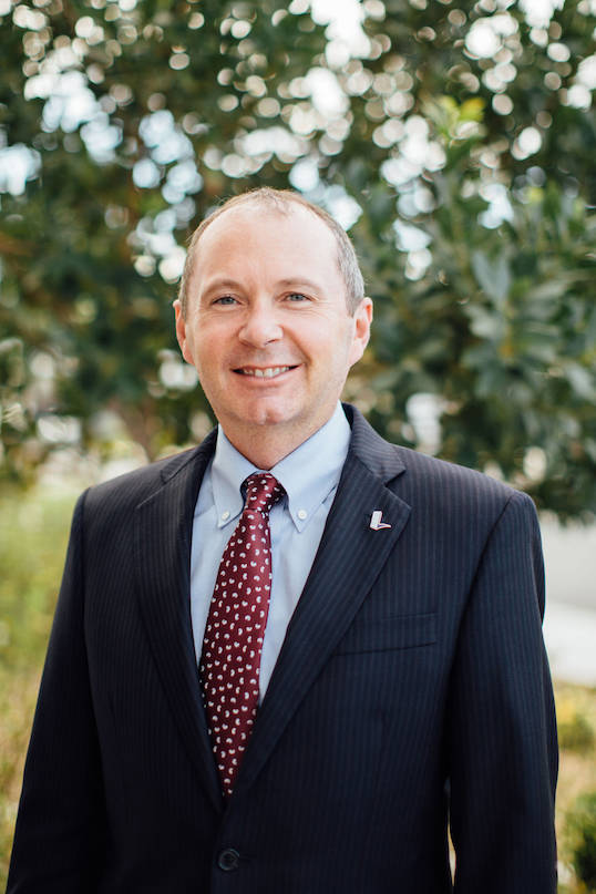 Terry Shirey, Nevada State Bank president and CEO