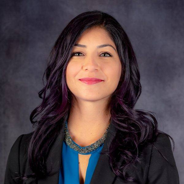 Andrea Gandara, director at large, Latino Bar Association of Las Vegas