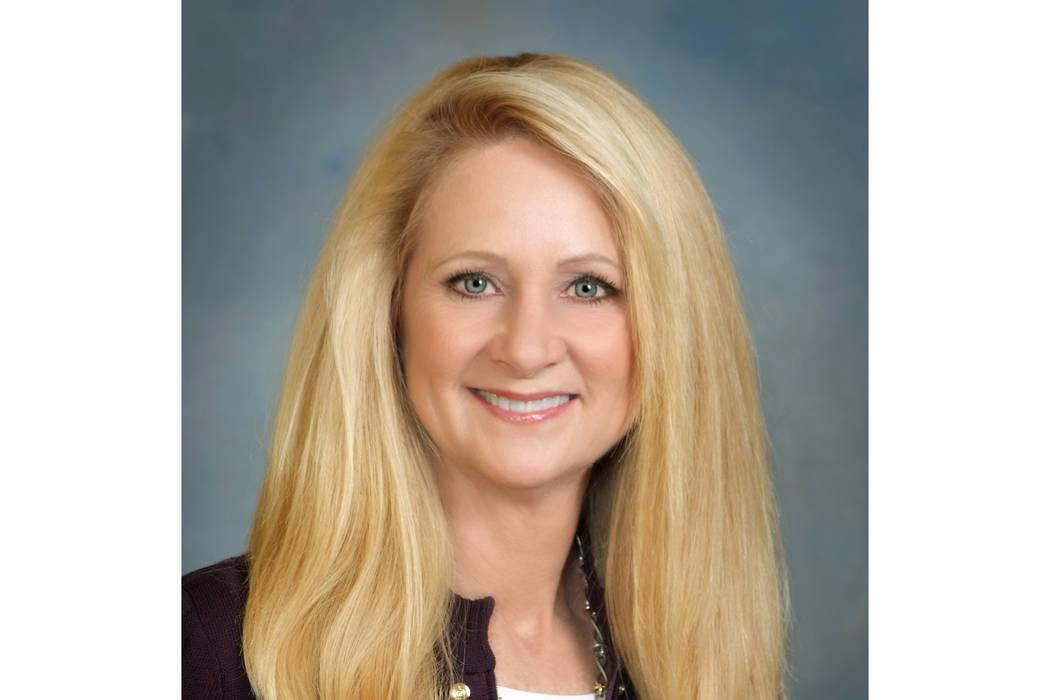 CALV President Cathy Jones