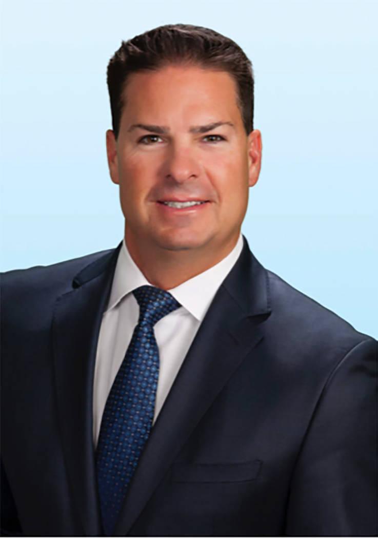 Chris Zunis, The Las Vegas Global Economic Alliance (LVGEA)