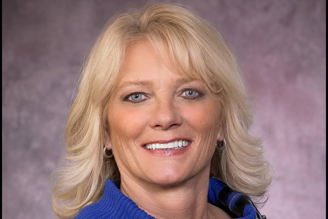 Gayle Porterfield, vice president of construction, Cox Communications, Las Vegas