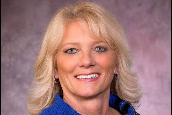 Gayle Porterfield, vice president of construction, Cox Communications, Las Vegas