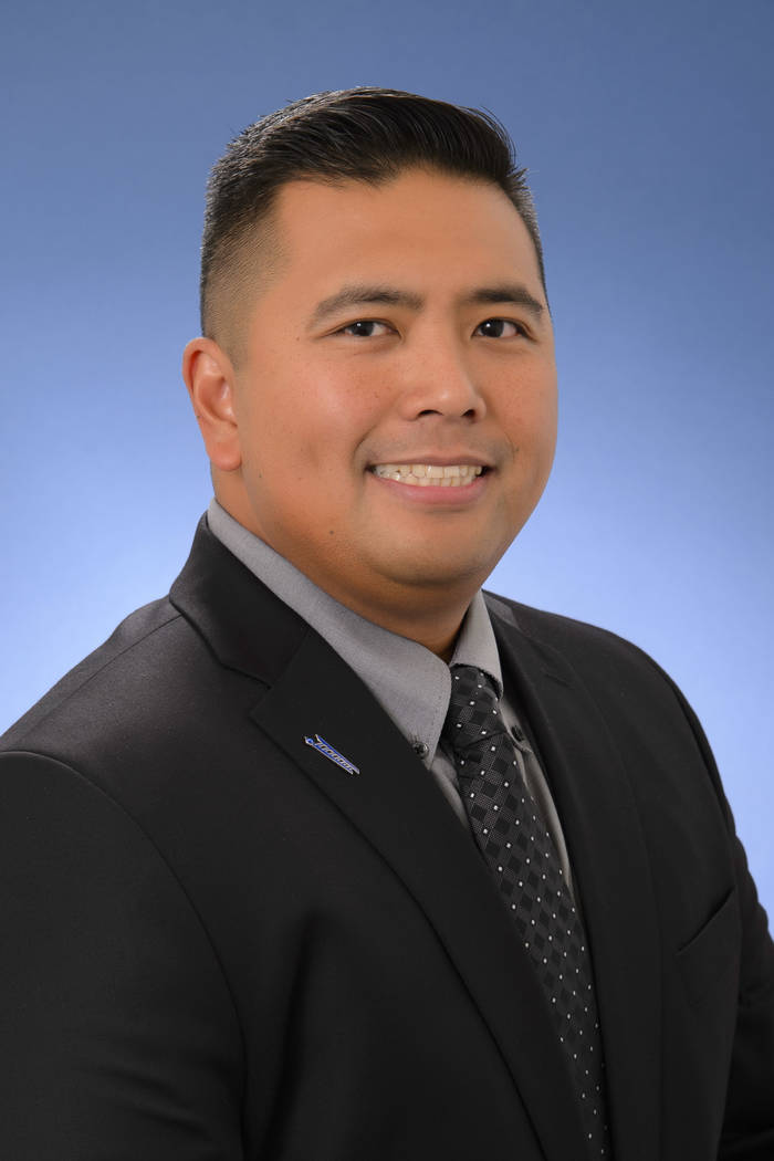 Percival Rey Castaneda, City National Bank