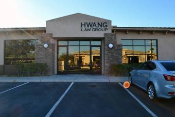 Las Vegas-based Hwang Law Group purchased property at 2880 S. Jones Blvd. for $550,000 with an SBA 504 loan from TMC Financing.