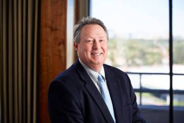 Philip Potamitis, executive vice president of commercial lending, Bank of Nevada