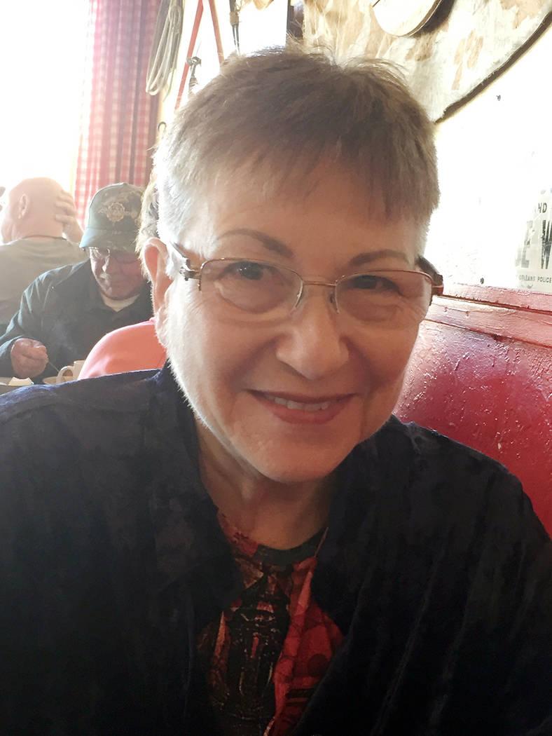 Brenda Frank, HELP of Southern Nevada, board member