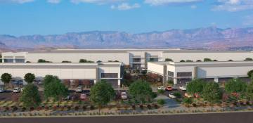 Matter Real Estate Group recently broke ground on Matter Park West Henderson, an industrial-foc ...