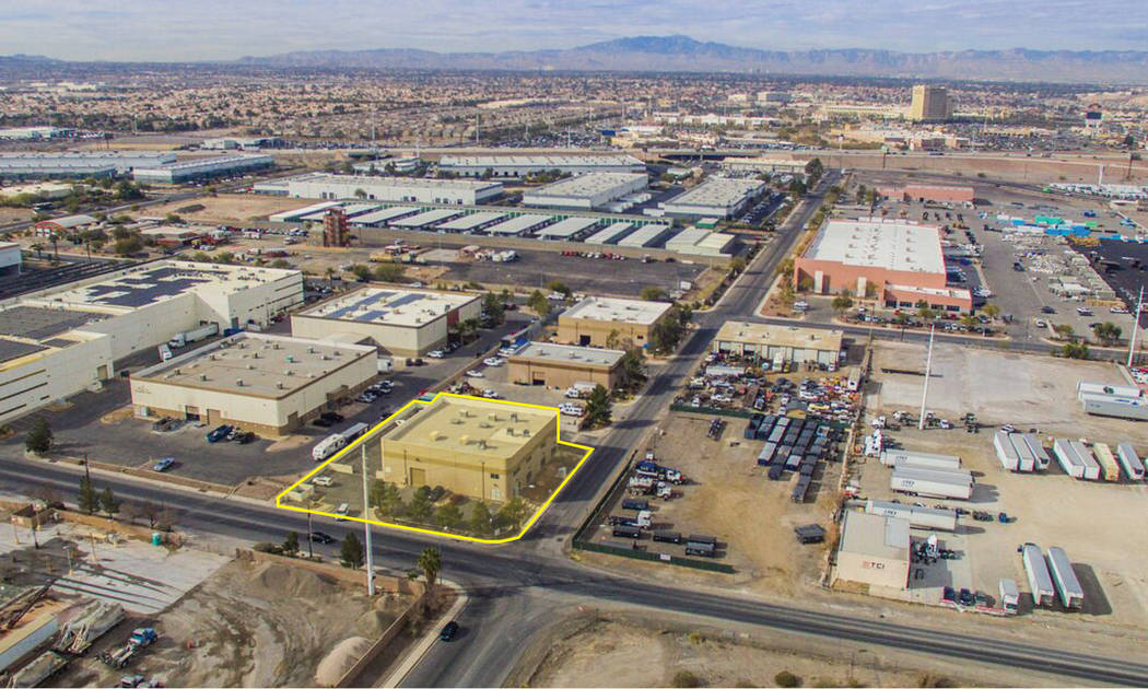 NAI Vegas, McCullough Jaynes Group has announced the sale of 611 Cape Horn Drive in Henderson, ...