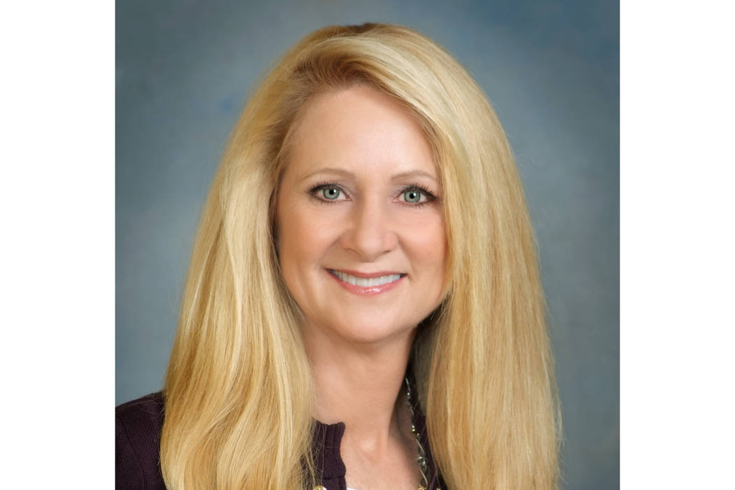 2019 CALV President Cathy Jones