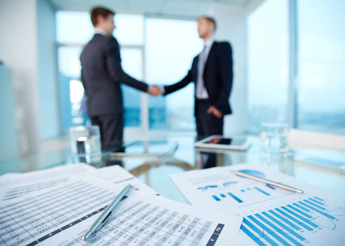Here is this month's commercial real estate deals. (Thinkstock)
