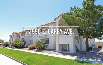 An apartment complex at 3990 E. Carey Ave. recently sold for $975,000 ($81,250/unit).