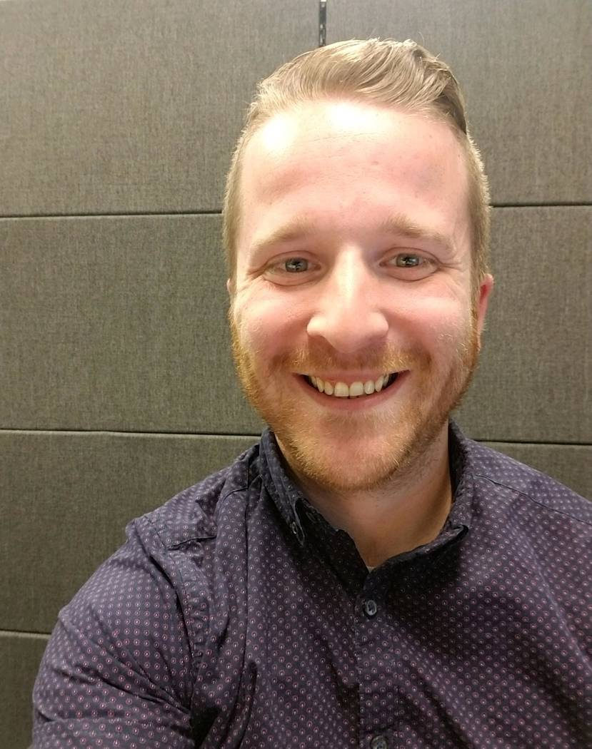 Matt Kimball, vice chairman, SCORE Las Vegas