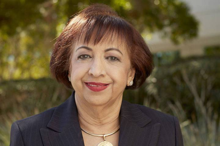 Rita Vaswani, UNLV School of Nursing advisory board