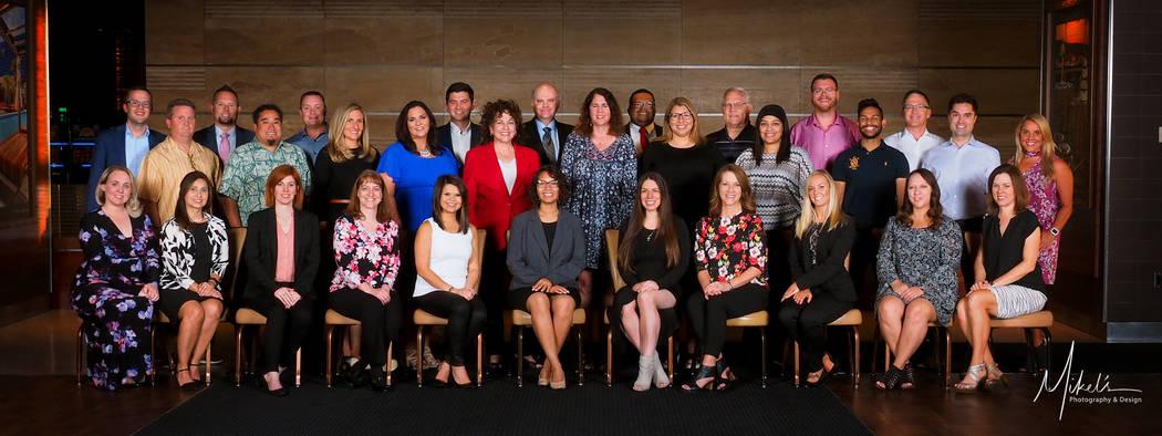 2019 Leadership Henderson graduating class