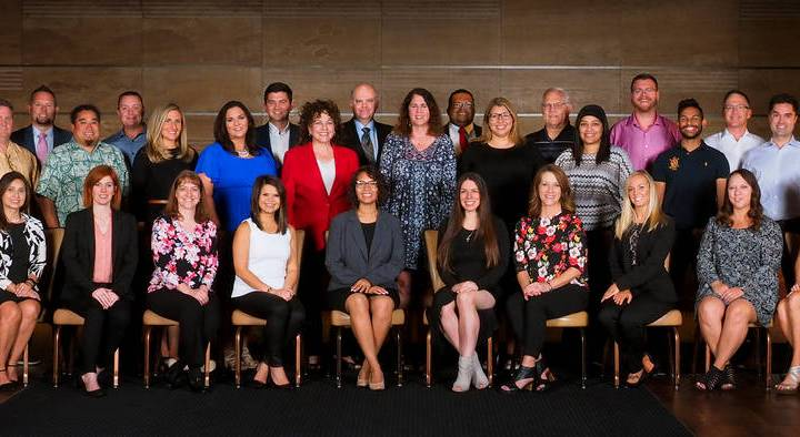 2019 Leadership Henderson graduating class