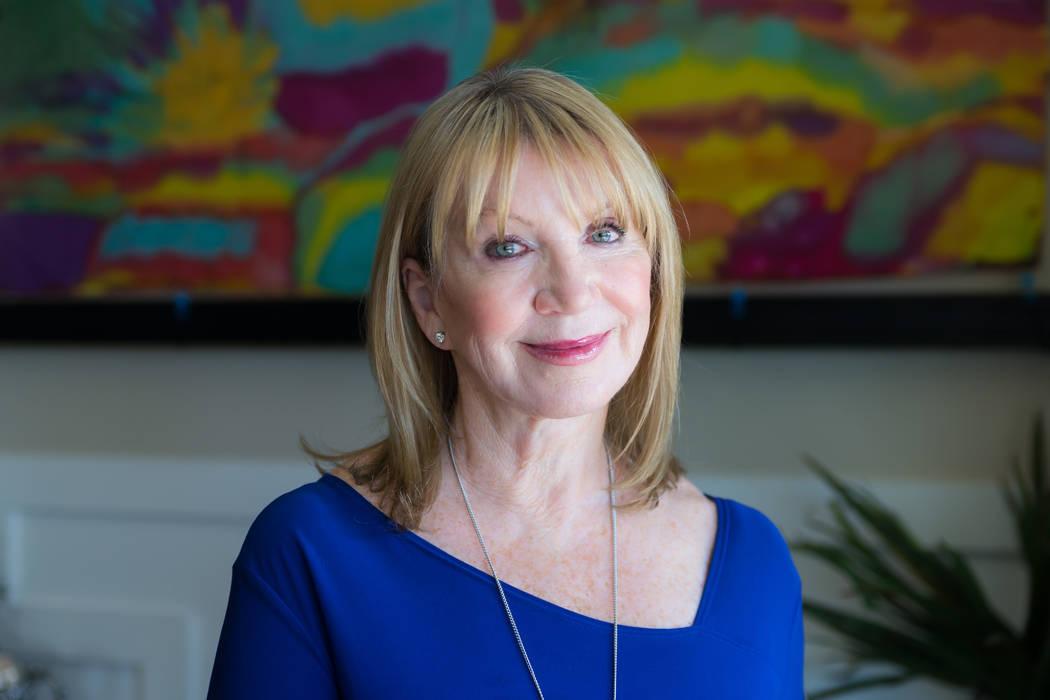 Author, speaker and nonprofit consultant, Linda Smith