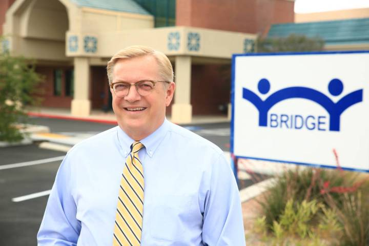 David Robeck, president and CEO of Bridge Counseling Associates