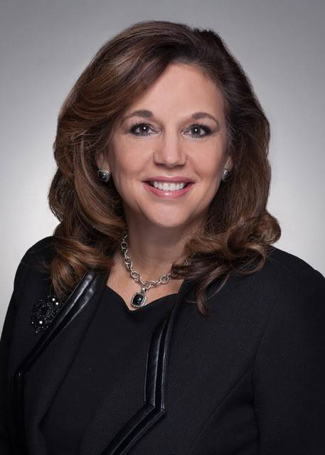 Karla Perez, Nathan Adelson Hospice board of trustees